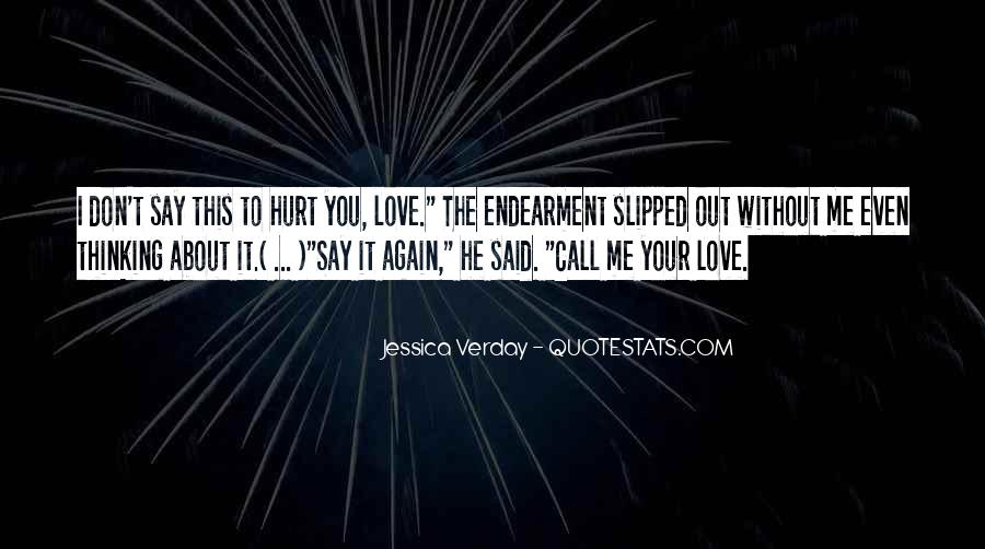 Me Without You Love Quotes #294011