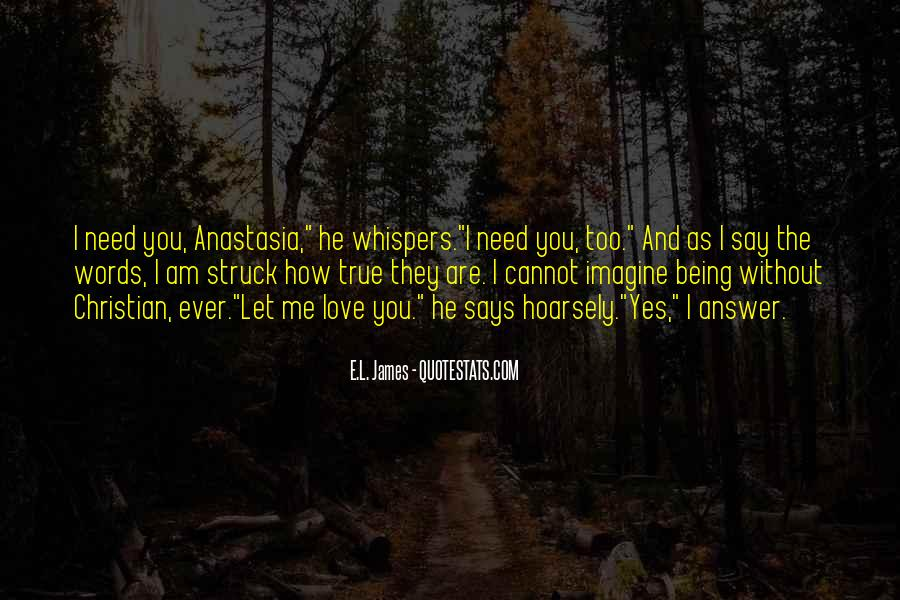 Me Without You Love Quotes #353810