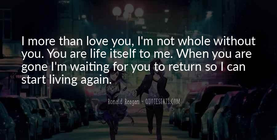 Me Without You Love Quotes #413051