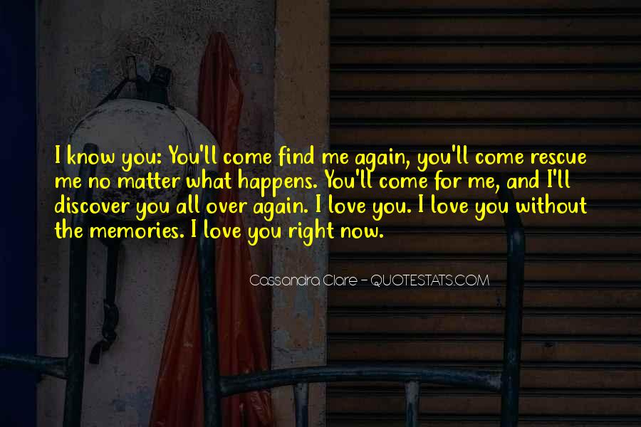Me Without You Love Quotes #558896