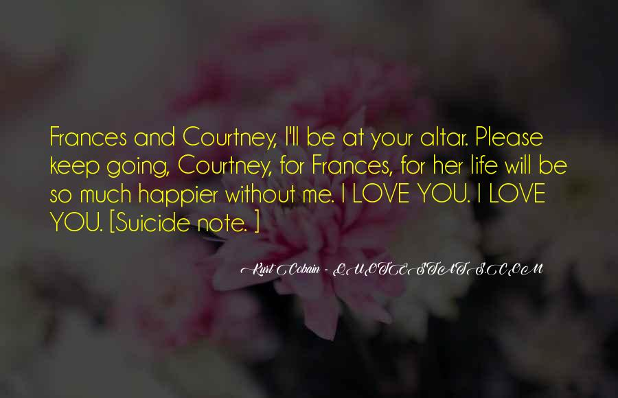 Me Without You Love Quotes #61494