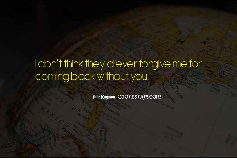 Me Without You Love Quotes #834146
