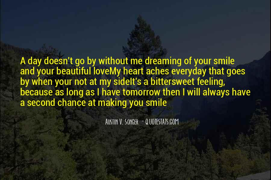 Me Without You Love Quotes #844418