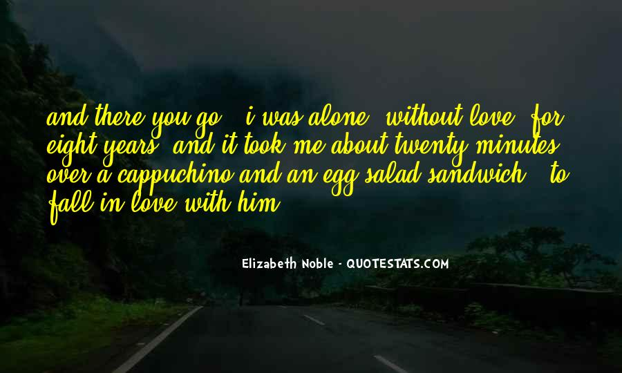 Me Without You Love Quotes #865846