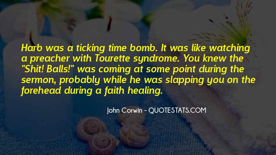 Quotes About Corwin #1054132