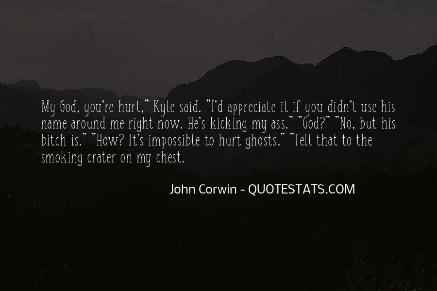Quotes About Corwin #1319117