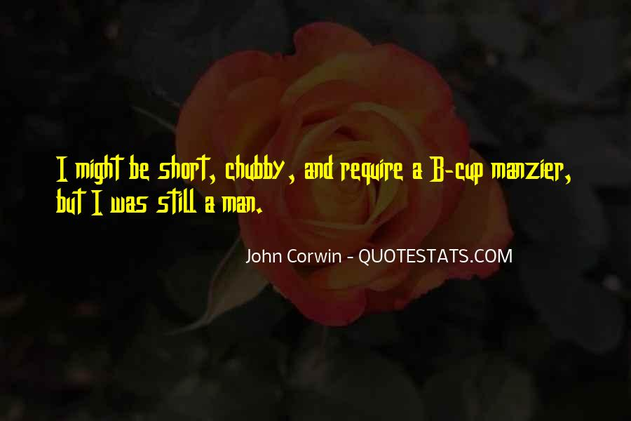 Quotes About Corwin #782542