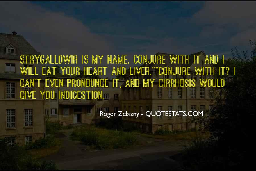 Quotes About Corwin #84172