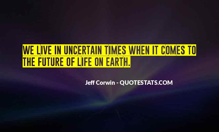 Quotes About Corwin #876820