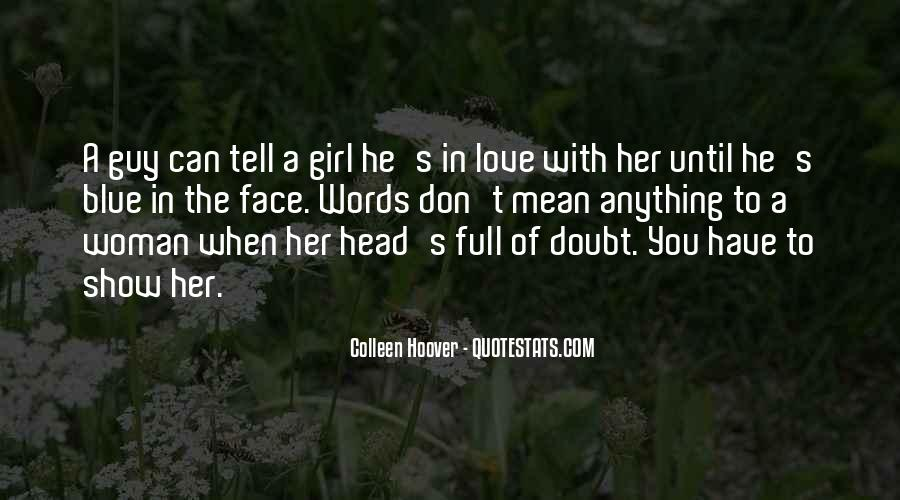 Mean Full Love Quotes #1530713