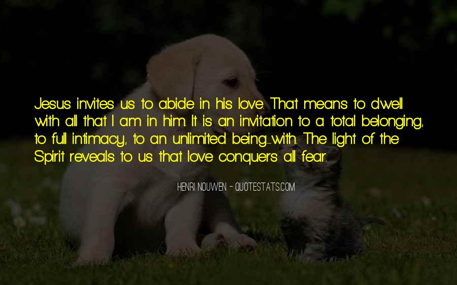 Mean Full Love Quotes #1766508