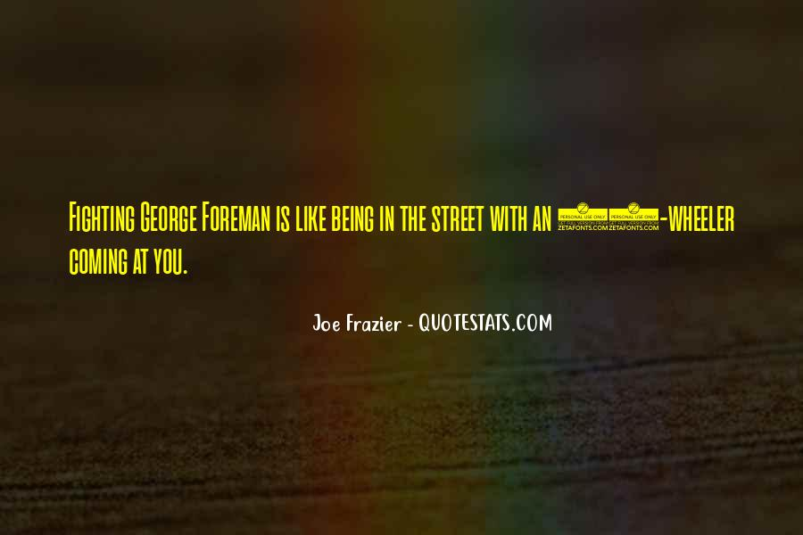 Mean Streets Quotes #31504