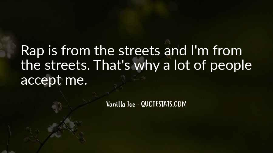 Mean Streets Quotes #66747