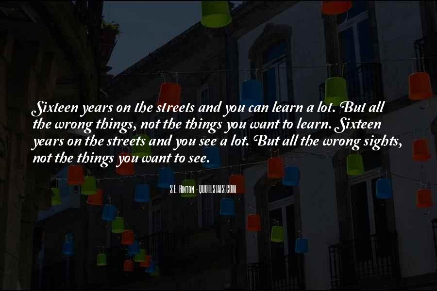 Mean Streets Quotes #7681