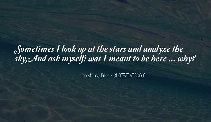 Meant To Be Here Quotes #1552305
