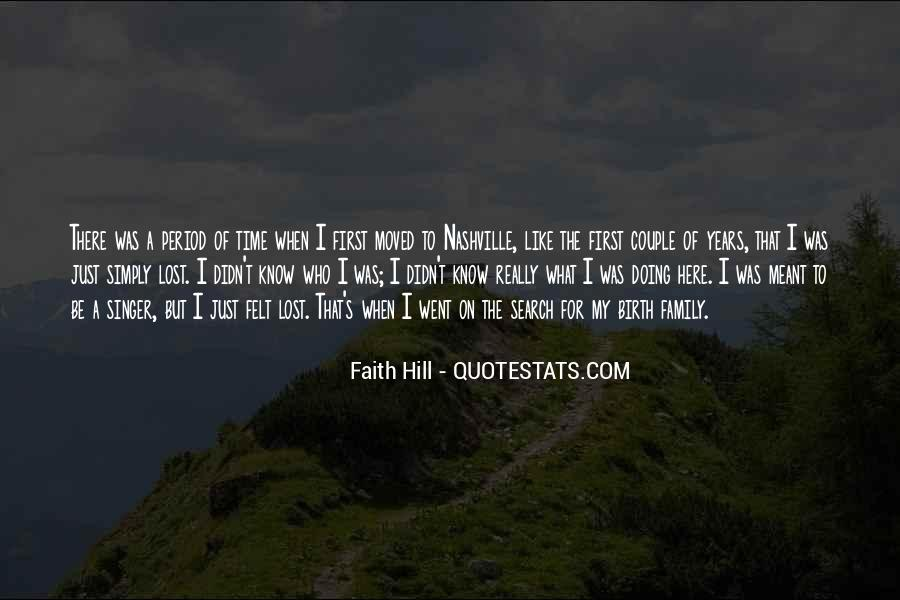 Meant To Be Here Quotes #448389