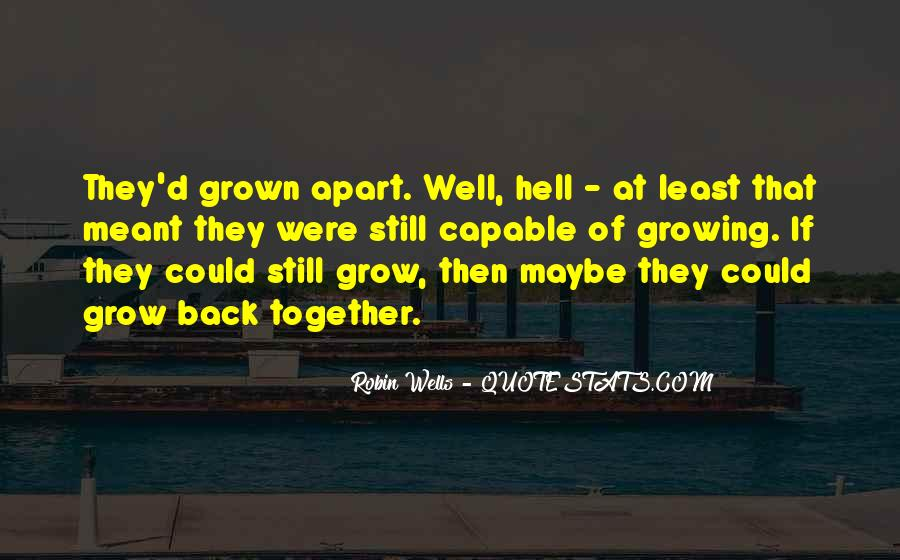 Meant To Be Together Love Quotes #817940