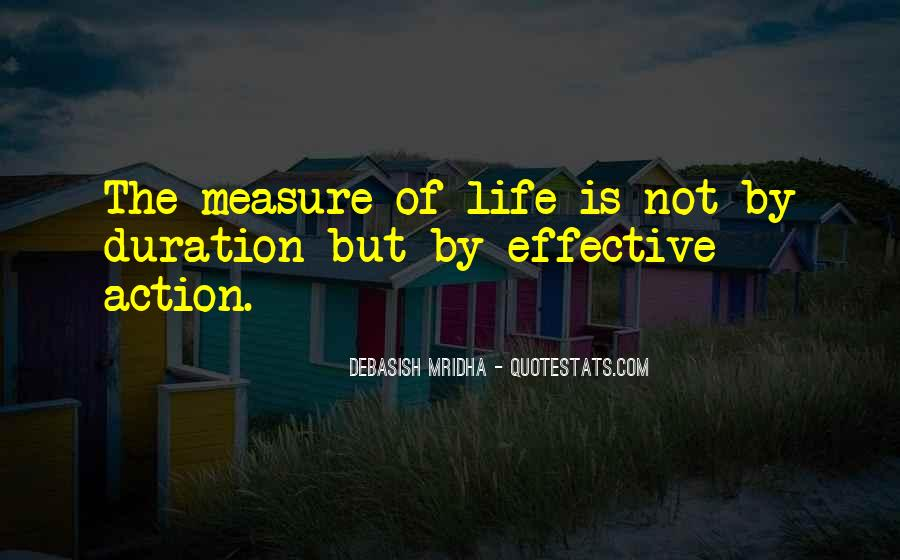 Measure Happiness Quotes #1126029
