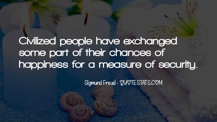 Measure Happiness Quotes #113002