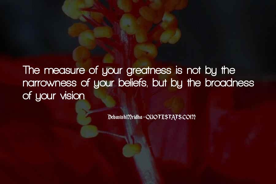 Measure Happiness Quotes #1265616