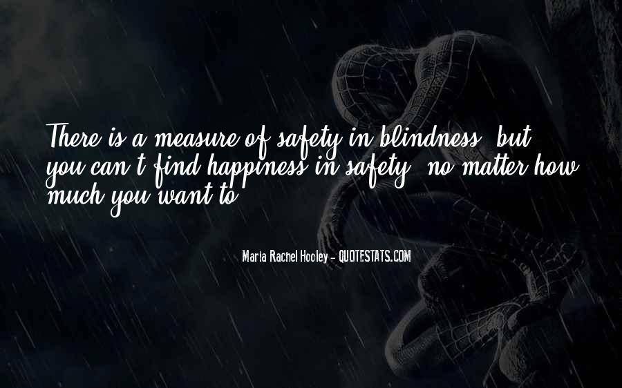 Measure Happiness Quotes #142944