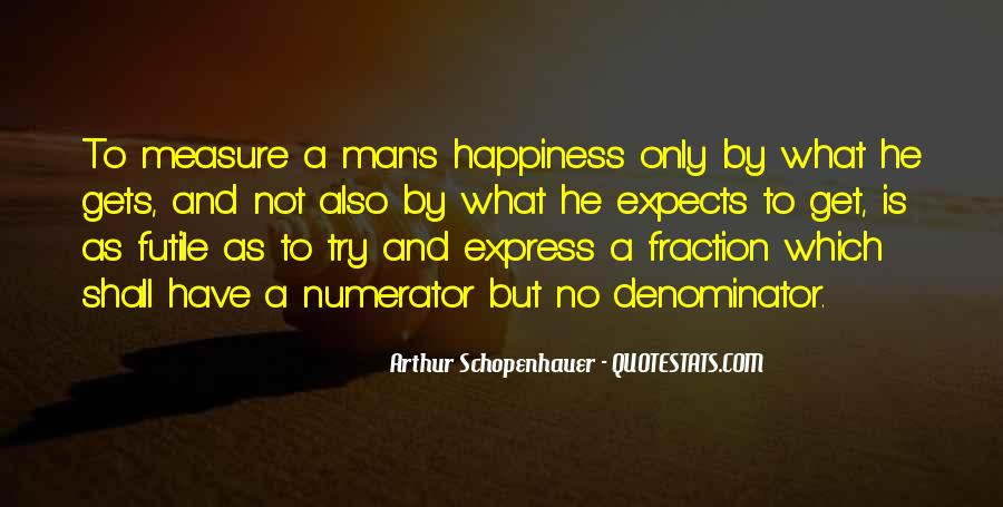 Measure Happiness Quotes #1688551