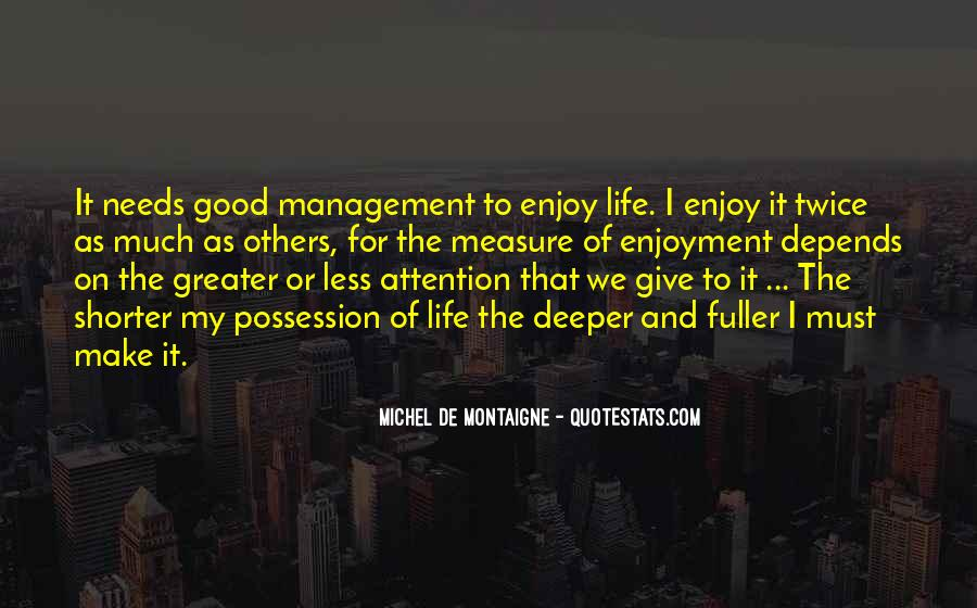 Measure Happiness Quotes #293351