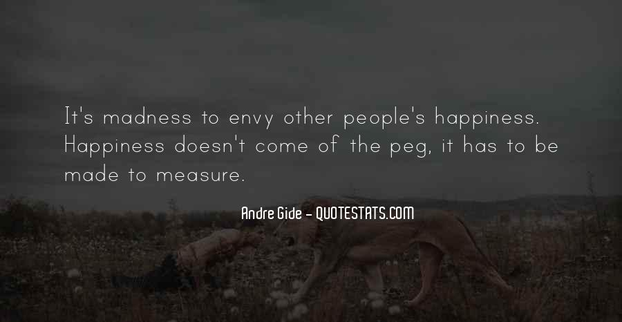 Measure Happiness Quotes #626560