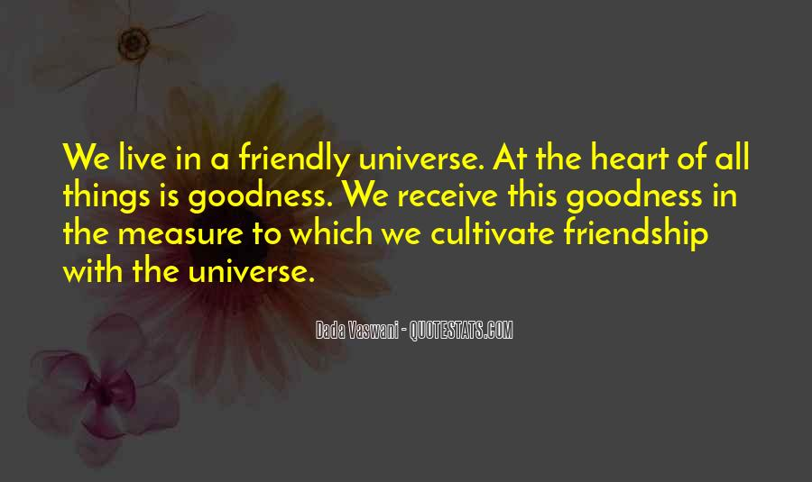 Measure Of Friendship Quotes #326959