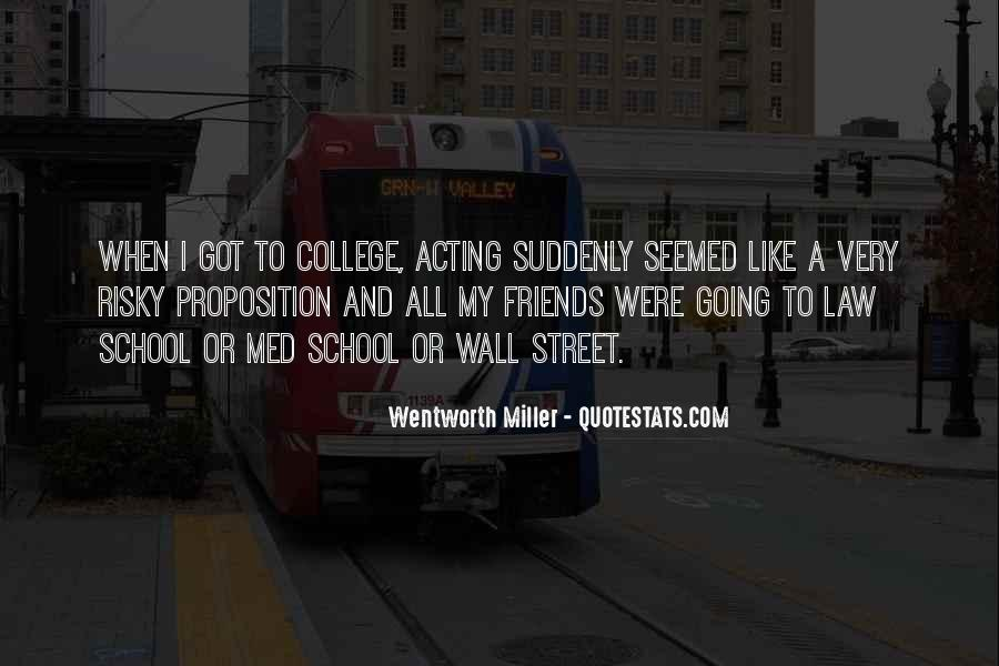 Med School Quotes #1724443