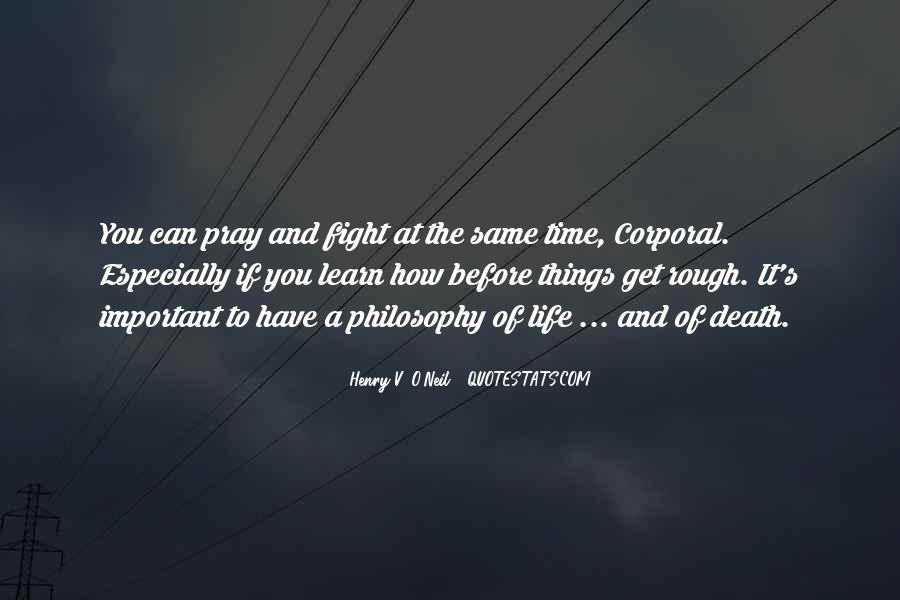 Quotes About Corporal #1213766