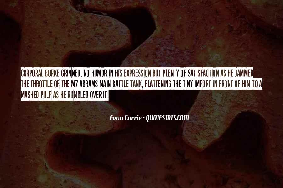 Quotes About Corporal #1330182