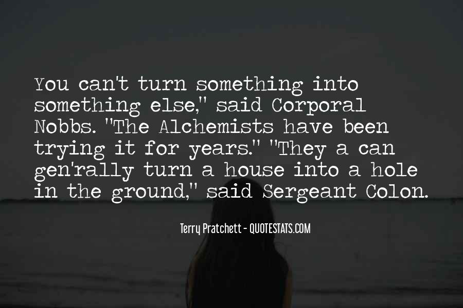 Quotes About Corporal #1788636