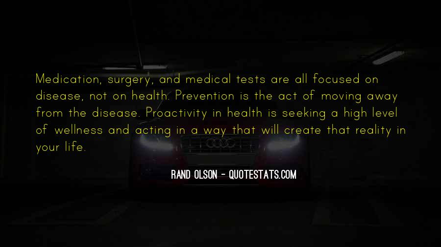 Medical Tests Quotes #1109329