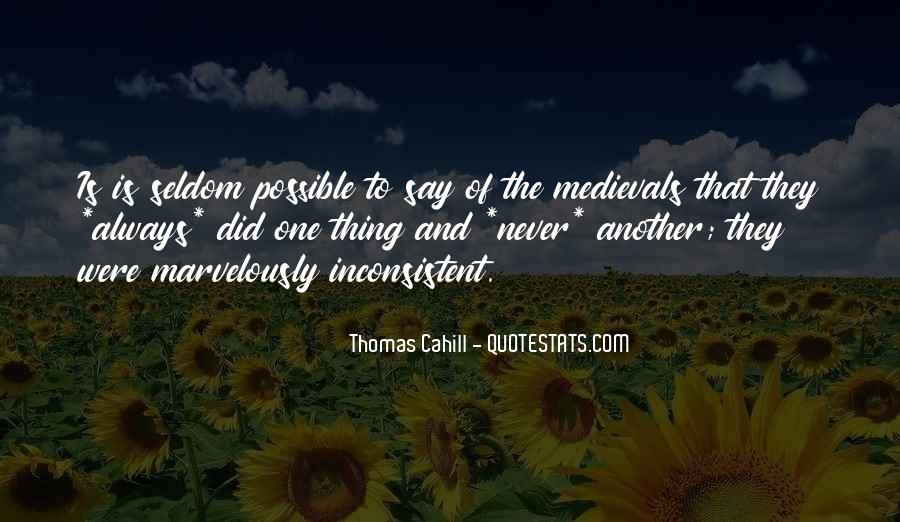 Medival Ages Quotes #1595090