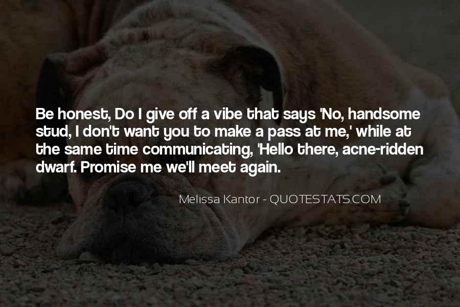 Meet Me There Quotes #5821