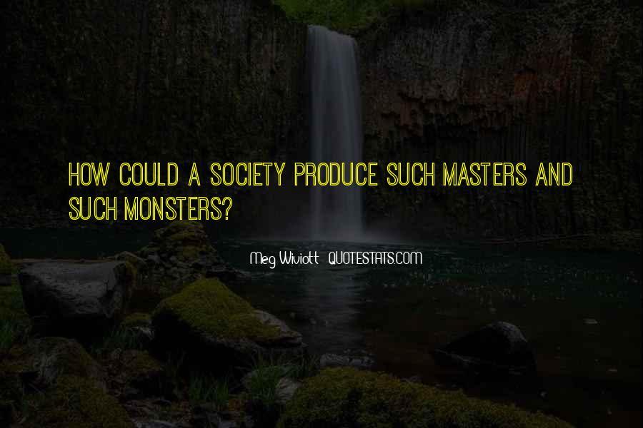 Meg Masters Quotes #939758