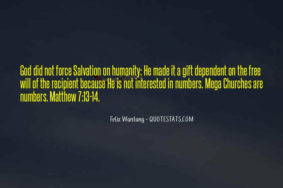 Mega Church Quotes #1400458