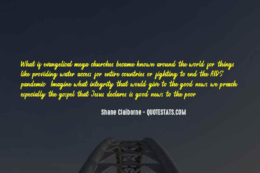 Mega Church Quotes #532070