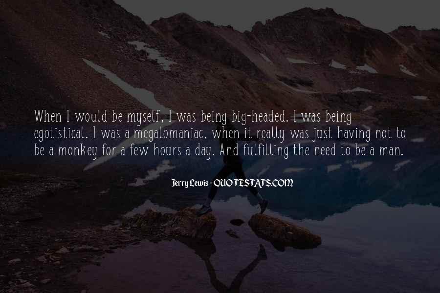 Megalomaniac Quotes #274545