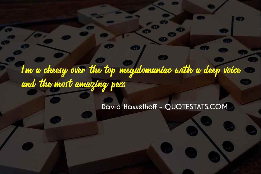Megalomaniac Quotes #490942