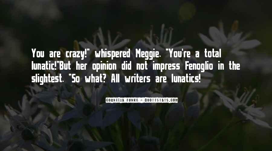 Meggie's Quotes #1369475