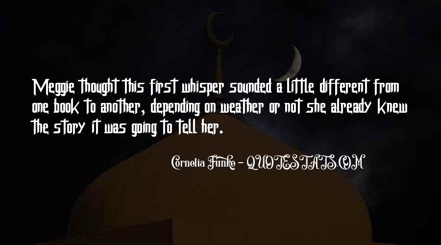Meggie's Quotes #1846081