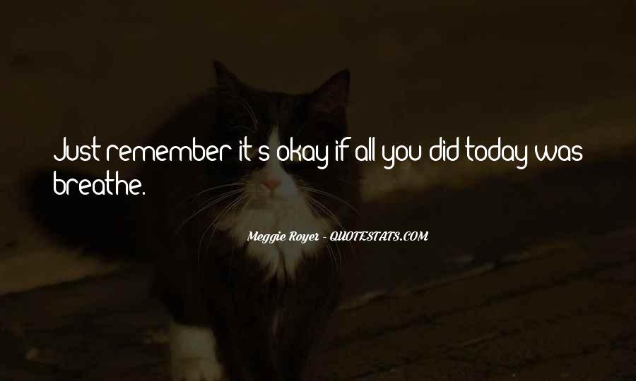Meggie's Quotes #937515