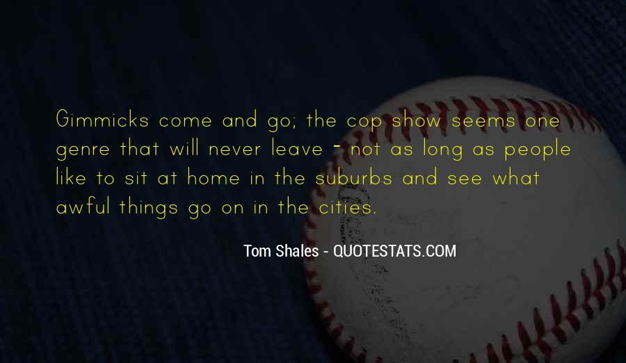Quotes About Cop #103278