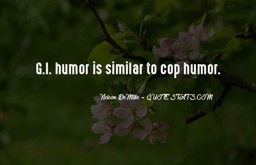 Quotes About Cop #103753