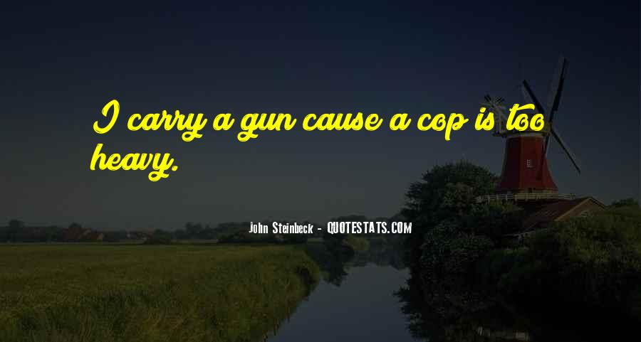 Quotes About Cop #147166
