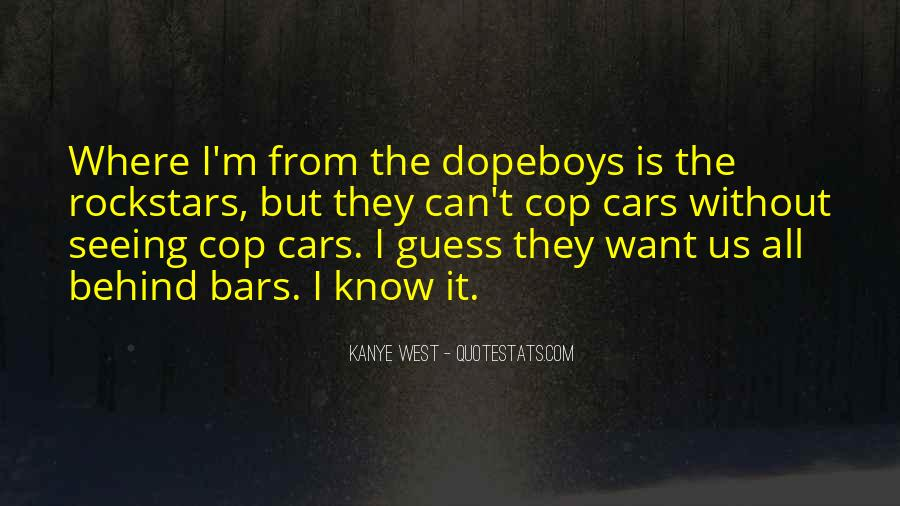 Quotes About Cop #157444