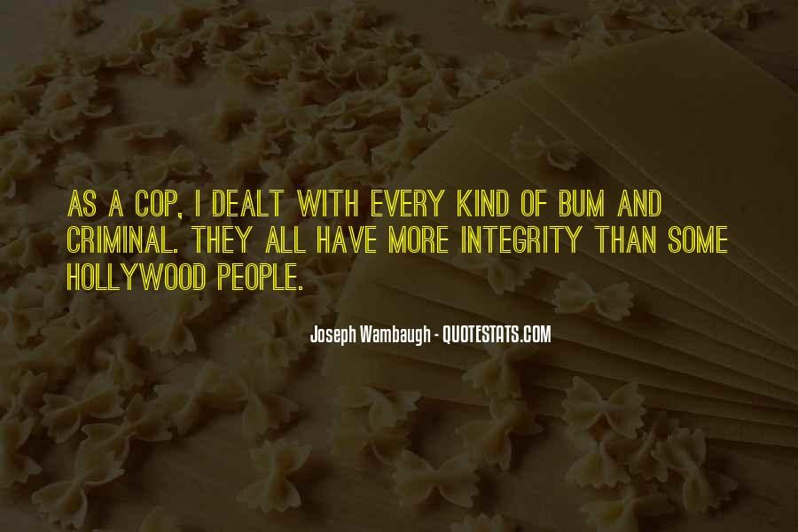 Quotes About Cop #189116