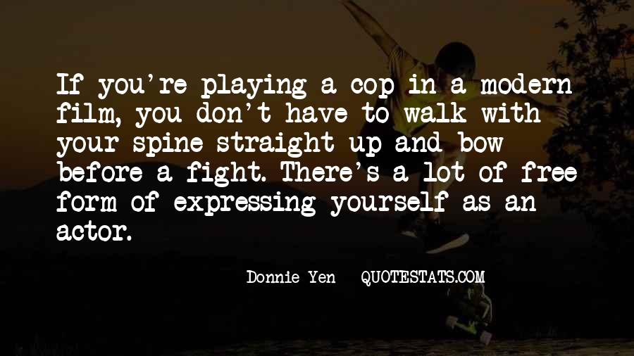 Quotes About Cop #232429